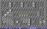 Wizard's Doom: Fifty Levels of Exquisite Torture Commodore 64 Level 28