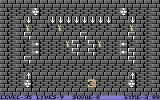 Wizard's Doom: Fifty Levels of Exquisite Torture Commodore 64 Level 35