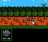The Adventures of Gilligan's Island NES Game in progress