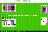 Crazy Eights Apple II Needs to draw a card