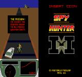 Spy Hunter II Arcade Starting the mission