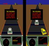 Spy Hunter II Arcade Two-player simultaneous play