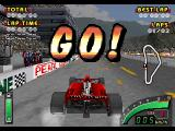 Indy 500 PlayStation Go.
