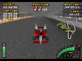 Indy 500 PlayStation Overtaking.