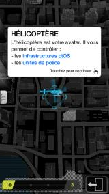 Watch_Dogs Companion: ctOS Android Helicopter description (French version)