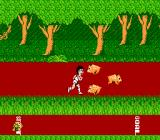 Athletic World NES Run and avoid animals