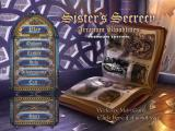 Sister's Secrecy: Arcanum Bloodlines (Collector's Edition) Windows Title and main menu (GameHouse and Steam release)