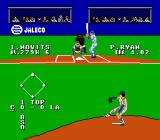 Bases Loaded 4 NES I burn one in to the computer batter...