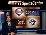 ESPN Baseball Tonight DOS The talking head introduces the game...