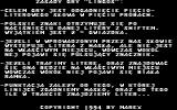 Lingos Commodore 64 Instructions