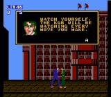 Golgo 13: Top Secret Episode NES A man on the street offers Duke some friendly advice