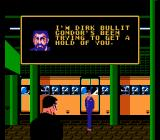 Golgo 13: Top Secret Episode NES Another of the game's many characters with James Bond-esque names