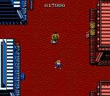 Gun.Smoke NES Getting shot by the bad guys...