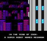 Mega Man 2 NES Introductory cinematic