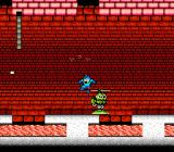 Mega Man 2 NES Heat Man's stage