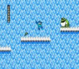 Mega Man 2 NES Bubble Man's stage