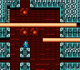 Mega Man 2 NES Quick Man's stage