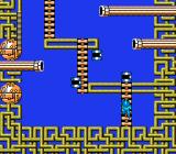 Mega Man 2 NES Crash Man's stage