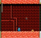 Mega Man 4 NES Drill Man's stage