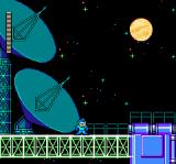 Mega Man 5 NES Star Man's stage