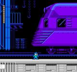 Mega Man 5 NES Charge Man's stage