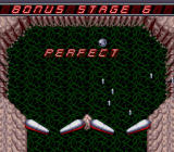 Devil's Crush TurboGrafx-16 Bonus stage 6 Perfect