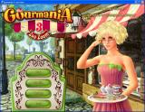 Gourmania 3: Zoo Zoom Windows The main menu - after the player's name had been entered