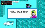 Commander Keen 4: Secret of the Oracle DOS Found the scuba gear (EGA)