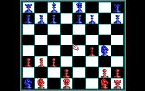 Battle Chess DOS 2D board (EGA)