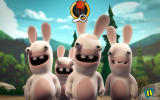 Rabbids Appisodes Android The rabbids visit a farm.
