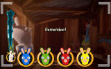 Rabbids Appisodes Android The Simon Says game