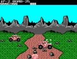 Double Hawk SEGA Master System Level 1-3