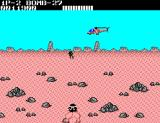 Double Hawk SEGA Master System Level 2-1