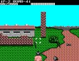 Double Hawk SEGA Master System Level 3-3