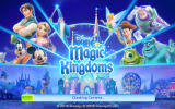 Disney Magic Kingdoms Android Title screen