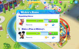 Disney Magic Kingdoms Android Typically for the genre there is a lot of waiting.