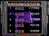 Maximum Force Windows After the credits, the current highscore is shown.