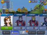 Marvel Avengers Academy iPad Inviting Wasp to join you