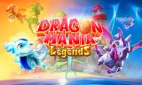 Dragon Mania Legends Android Title screen