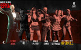 The Typing of The Dead: Overkill Windows Main menu (House of the Dead)