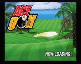 Swingerz Golf GameCube Loading screen