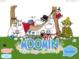 Moomin: Welcome to Moominvalley iPad Title