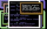 Burmistrz III Commodore 64 Crime migration