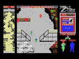 Final Zone Wolf MSX A little further ahead
