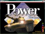 Power: The Game Windows Start screen