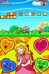 Super Princess Peach Nintendo DS Ouch, that really hurts.