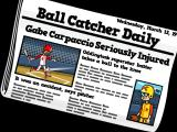 Baseball Riot iPad Ball catcher daily