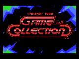 Konami Game Collection Vol. 1 MSX Title screen