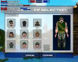 Blockstorm Linux Select your character