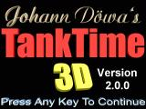TankTime 3D Windows Title screen